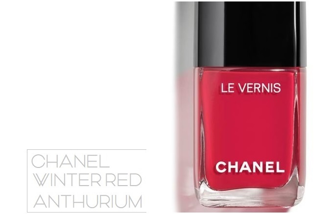 Suzetteroberts - beauty and fashion - 02 2021 - chanel nail colour - winter